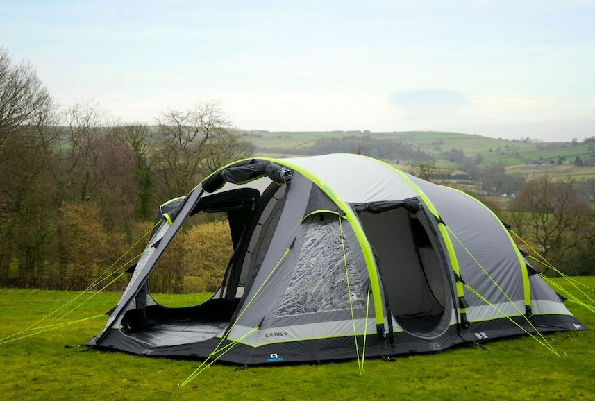 Inflatable Air Tents Vs Pole Tents & Inflatable Air Tents Vs Pole Tents - Which is Best? We Review Pros ...