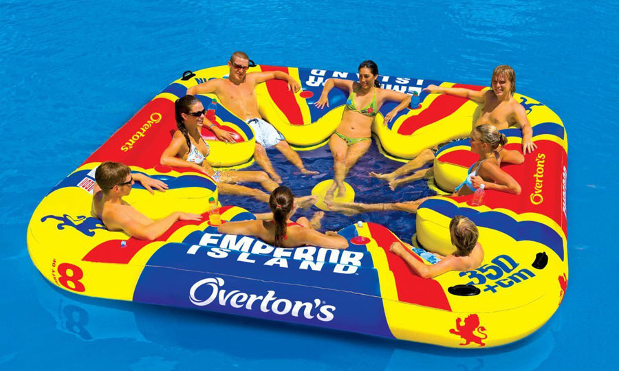 Emperor-Island-Party-Lounge-Raft-River-Lake-Dock-Inflatable