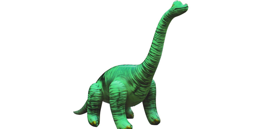 Inflatable-Brachiosaurus