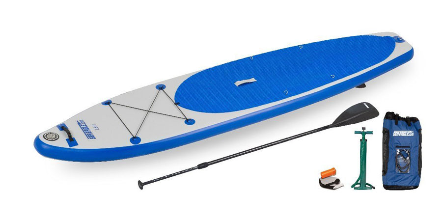Sea-Eagle-Inflatable-Longboard-Stand-up-Paddle-Board-SUP-Package