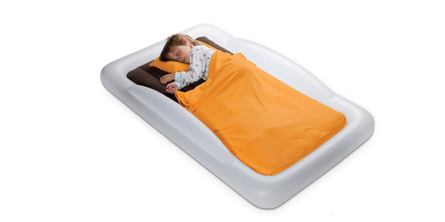 Inflatable Toddler Bed Shrunks