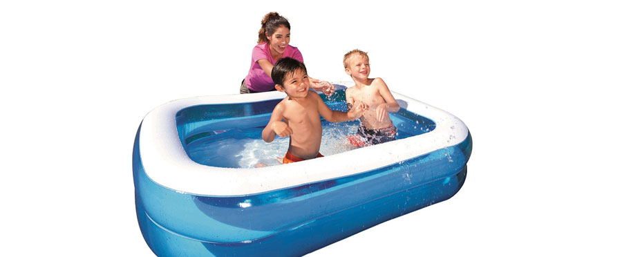 Best inflatable paddling pools for kids which inflatable for Large paddling pool