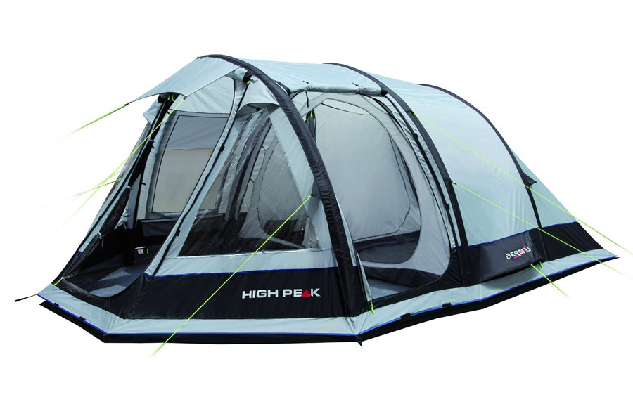 High Peak Aeros 5.0 Family Tunnel Tent