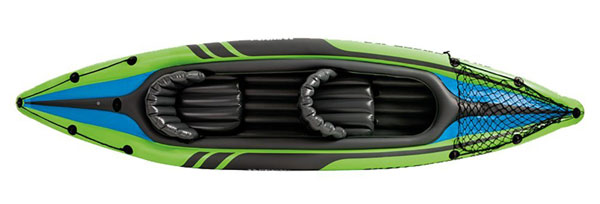Intex Challenger K2 Kayak Review