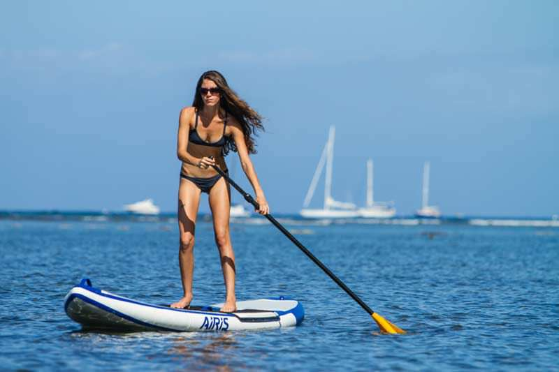 Best Inflatable SUP's For Beginners & Learners