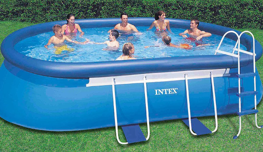 best inflatable swimming pools reviews 2018. Black Bedroom Furniture Sets. Home Design Ideas