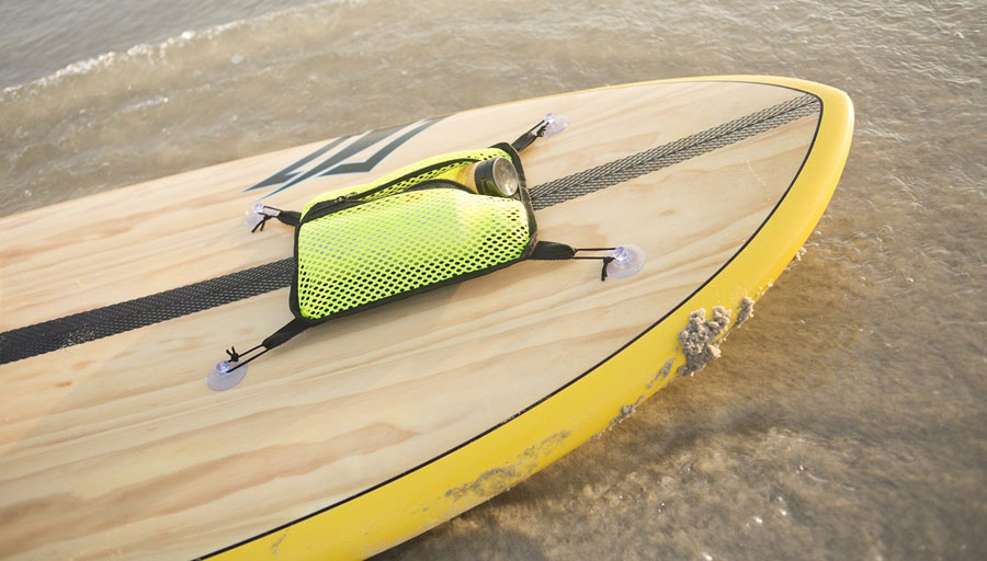 Paddleboard Mesh Deck Suction Bag