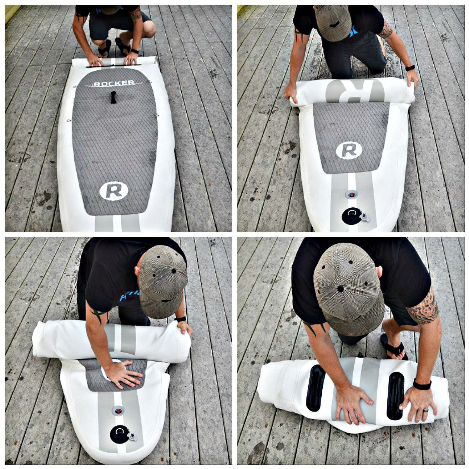 iRocker 11' Inflatable Stand Up Paddle Board Review