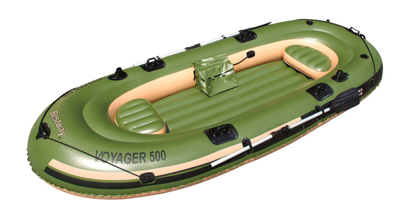 Bestway Hydro-Force Voyager Inflatable Boat