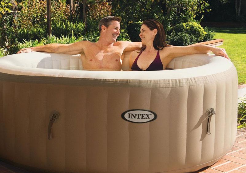 Intex PureSpa Bubble Massage Review