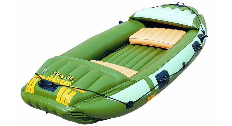 Neva III Inflatable Dinghy Boat