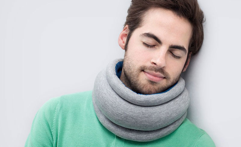 7 Best Inflatable Neck Pillows For Traveling Which Inflatable