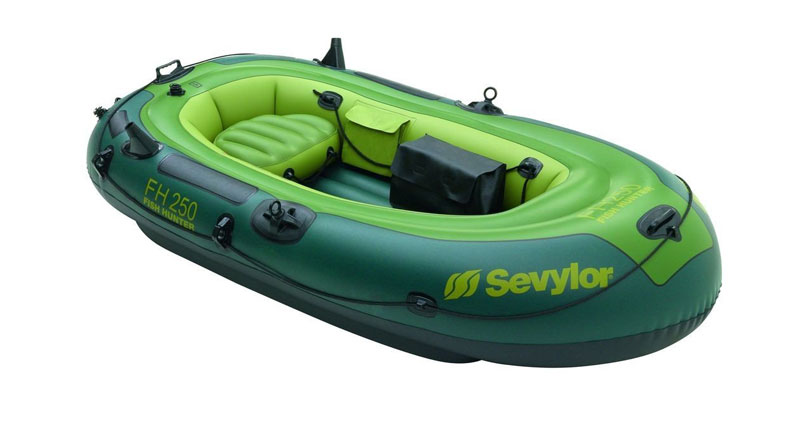 Best inflatable fishing boat kayaks which inflatable for 4 person fishing boat