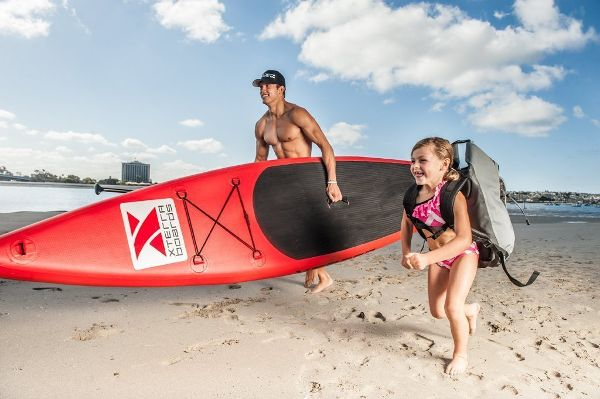 """XTERRA Touring 12'6"""" Inflatable SUP Review"""