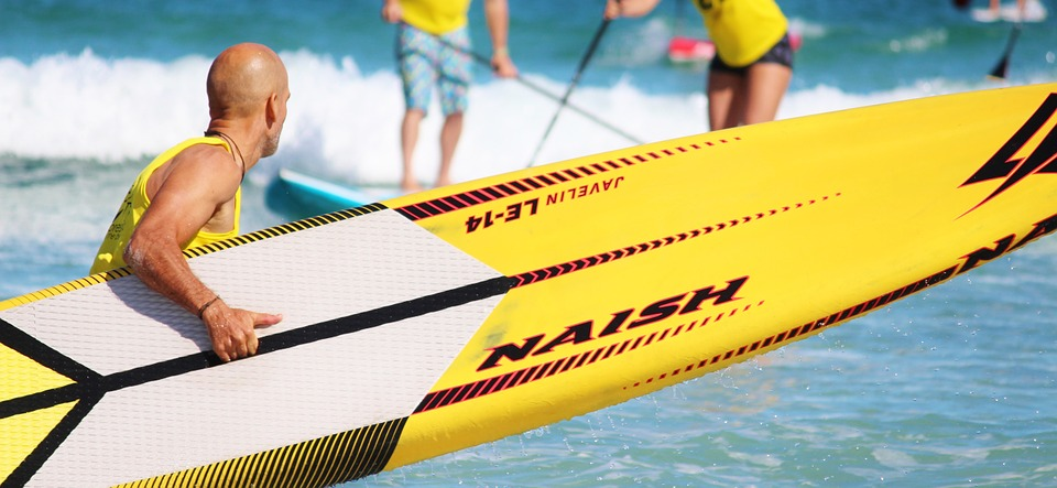 How To Stand Up Paddle Board Guide