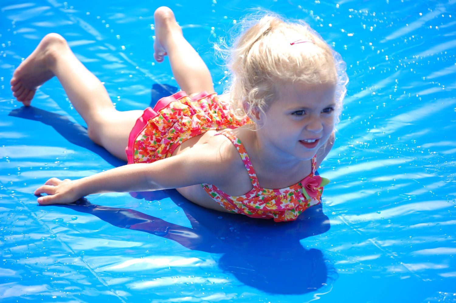 How to Make a Homemade DIY Water Slide for Kids
